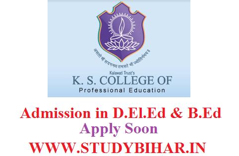 ks college of professional education