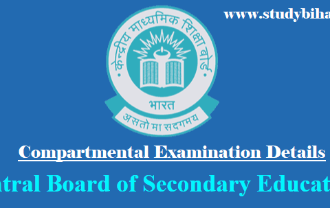 CBSE Compartmental Exam
