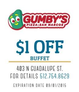 Gumbys San Marcos