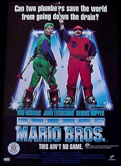 Mario Brothers Movie
