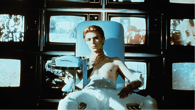 Bowie in Droog