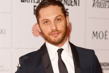 Let's All Watch as Tom Hardy Takes Over the World
