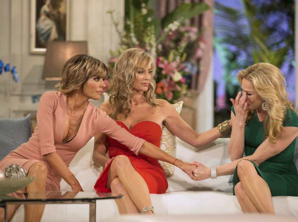 "Life Lessons from the ""Real Housewives of Beverly Hills"""