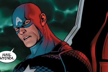 "Corrupting Idols: Why I Won't Be Buying Any More ""Captain America"""