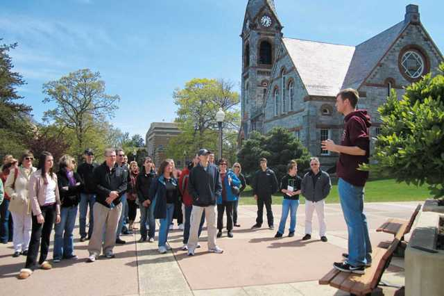 Ignore the Tour Guide: Unbiased Advice for Acing Campus Visits