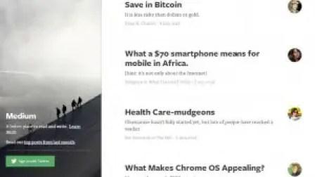 The Social Media Suggestion: Swap Facebook for Medium