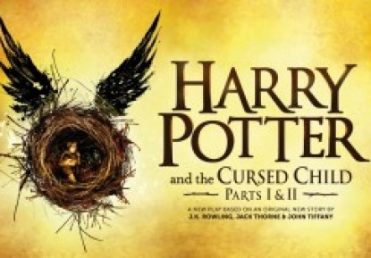 Harry Potter the The Cursed Child