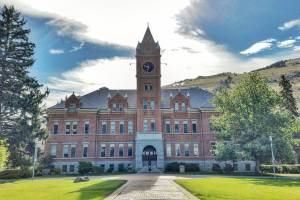 University of Montana Campus; Missoula, Montana