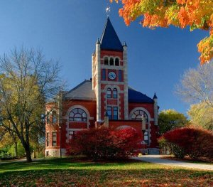 University of New Hampshire Campus; Durham, New Hampshire