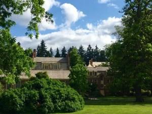 University of Oregon Campus; Eugene, Oregon