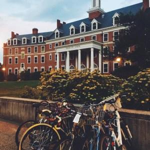 Virginia Tech Campus; Blacksburg, Virginia