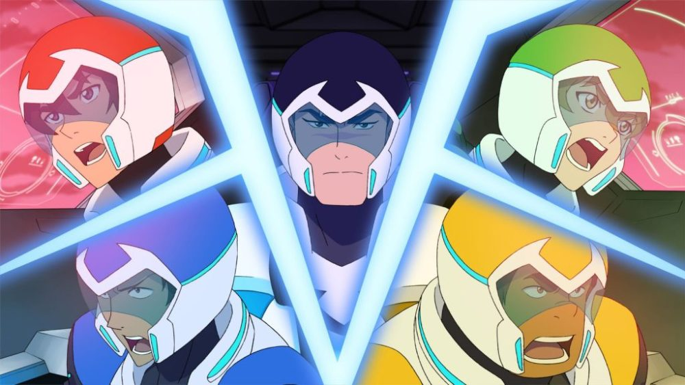 "A Newcomer's Perspective on ""Voltron: Legendary Defender"""