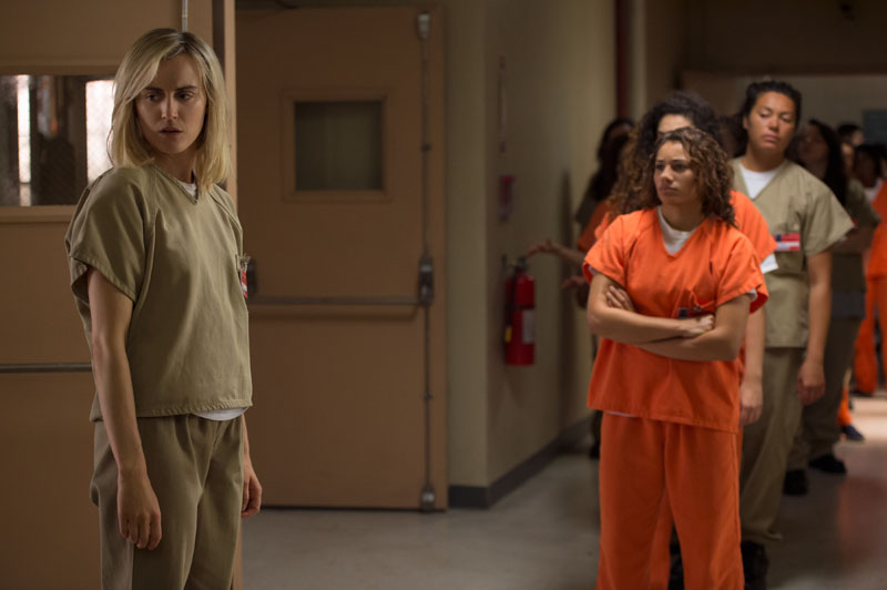 Orange is the New Black Season 4 Scene