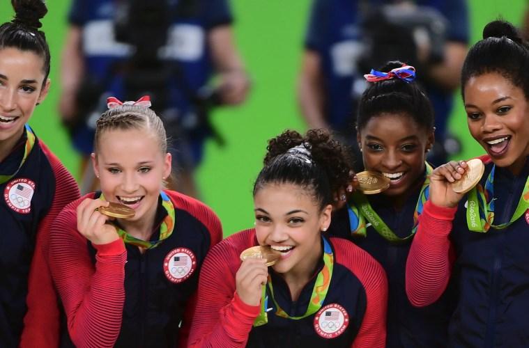In Praise of the US Women's Gymnastics Team