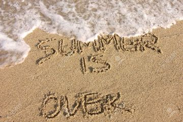 5 Ways to Cope with the End of Summer