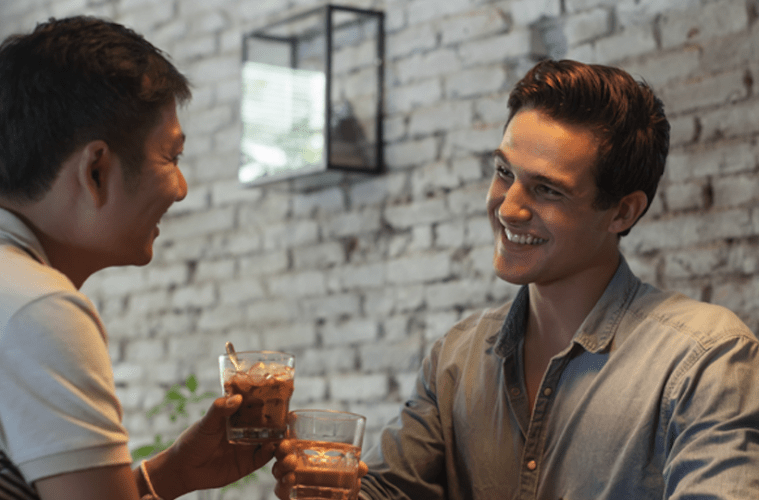 success gay singles The gay dating app grindr launched in 2009 tinder arrived in  older online  dating sites like okcupid now have apps as well in 2016, dating.