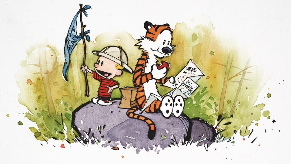 "7 Life Lessons I Learned from ""Calvin and Hobbes"""