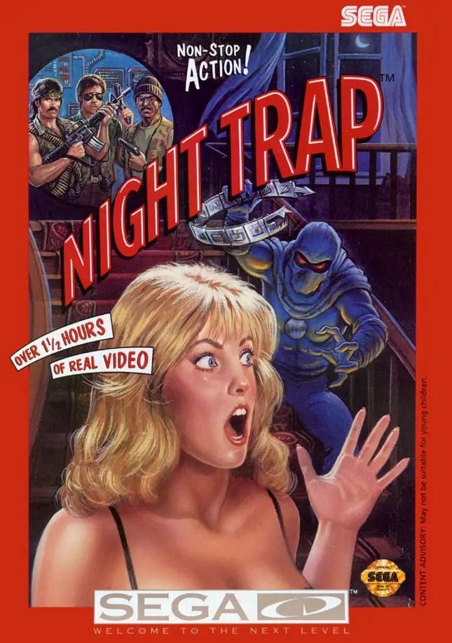 Night Trap: The Curse of Dana Plato