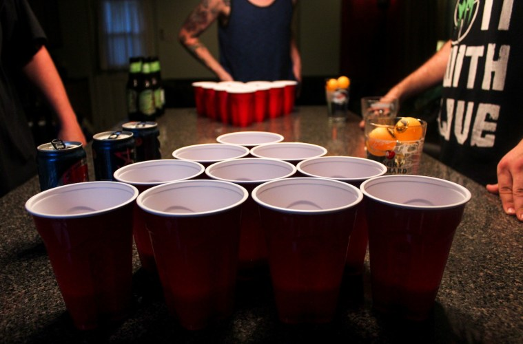 3 Drinking Games You Can Play Without Getting Drunk