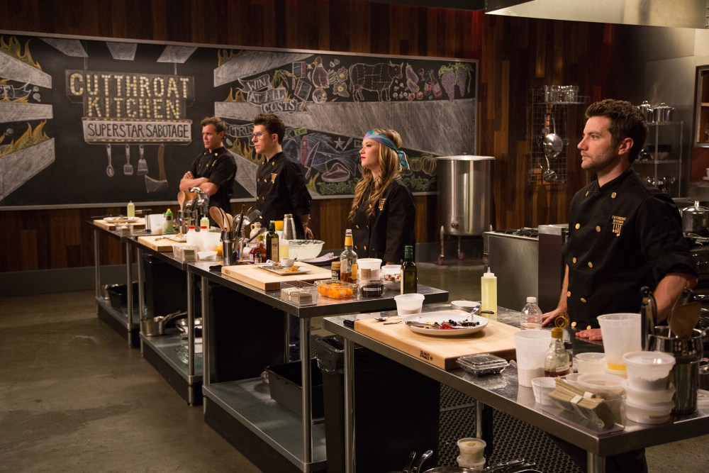 True Life: I'm Addicted to Competitive Cooking Shows