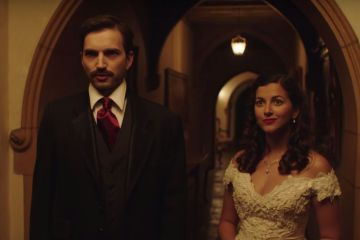 Edgar Allan Poe Hosts a Dinner Party, and Nearly Everyone Dies