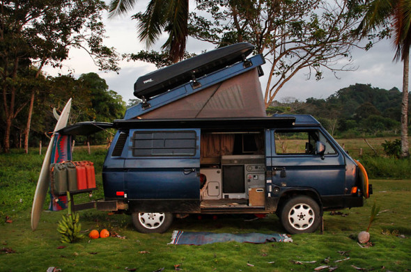 As the Nomadic Lifestyle Becomes More Popular, Here's How to Find Van Heaven