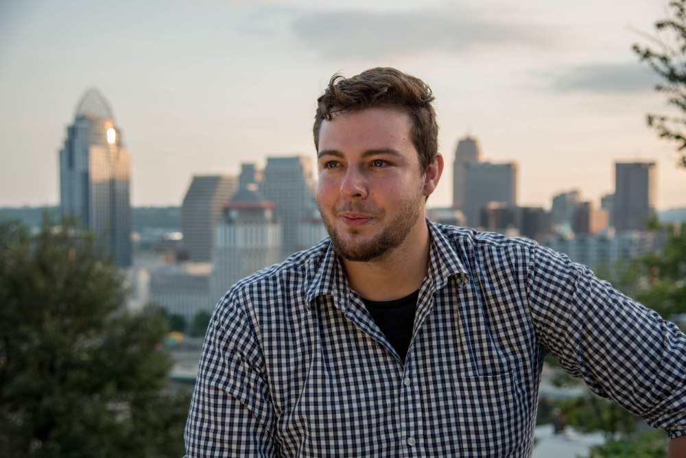Cincinnati Student Matt Teaford Talks Poetry, Starting a Company and Running for Office