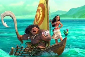 """Disney's Polynesian """"Moana"""" Makes Waves for the Right Reasons"""