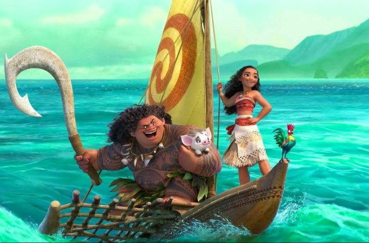 "Disney's Polynesian ""Moana"" Makes Waves for the Right Reasons"