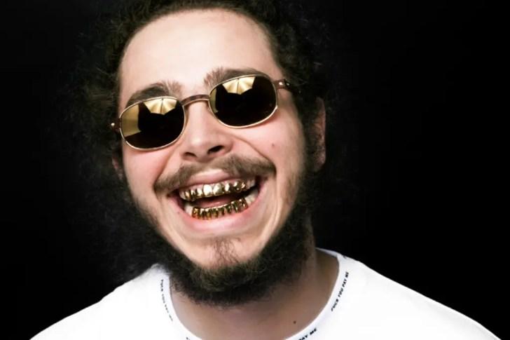 「ポストマローン 歯」の画像検索結果