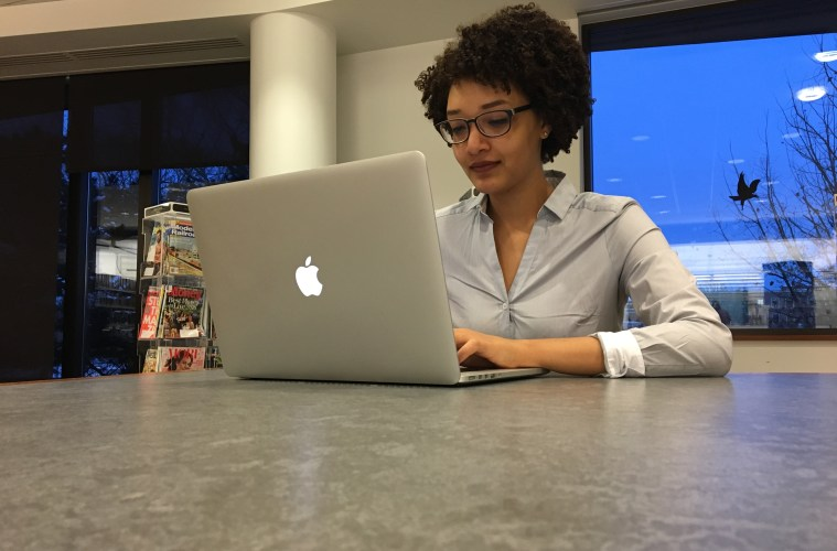 Howard Student Alexa Lisitza on Creating a Magazine to Amplify Minority Voices
