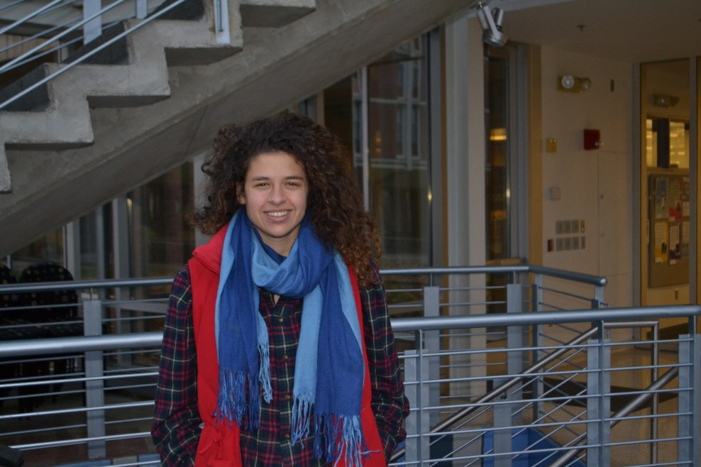 Political Science Major Ana Diaz Is Transforming Feminine Hygiene