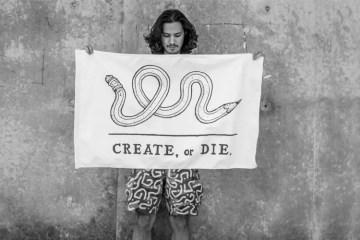 UT Student Nicholas Osella Is Remixing the Austin Art Scene