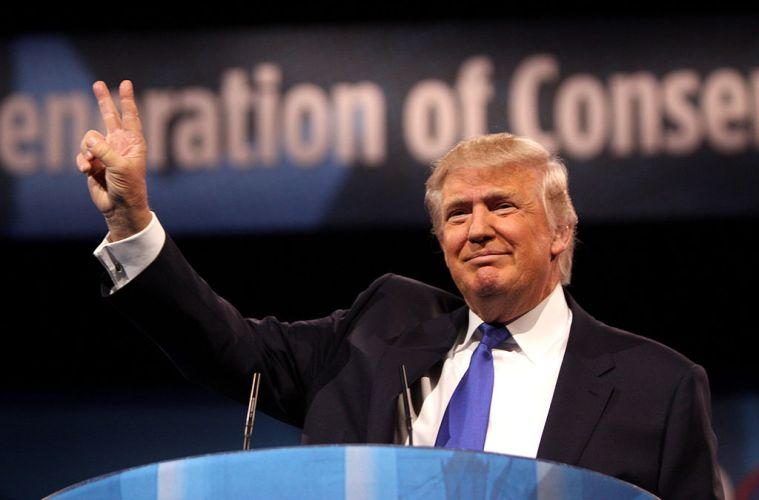 Donald Trump and the Rise of the Executive Branch