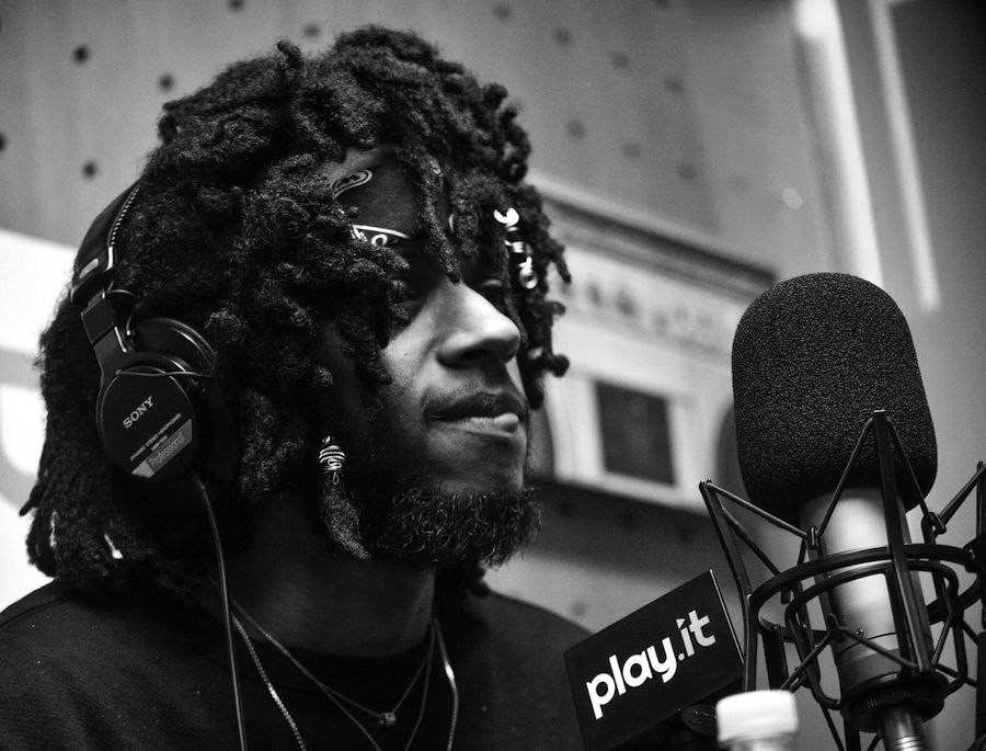 6LACK Is Breaking Away From the Regular Rap Scene