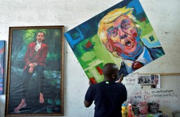 The Fine Arts vs. President Trump