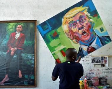 The Fine Arts vs. President Trump