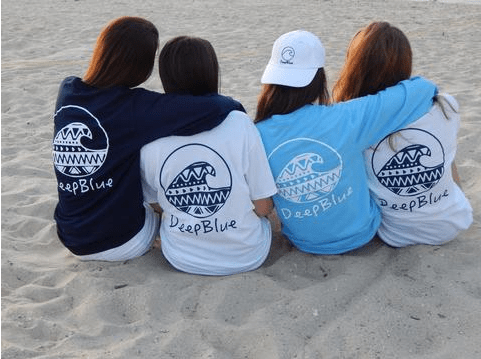 Sophomore Alexa Pisano Founded Shop DeepBlue to Finance Ocean Conservation