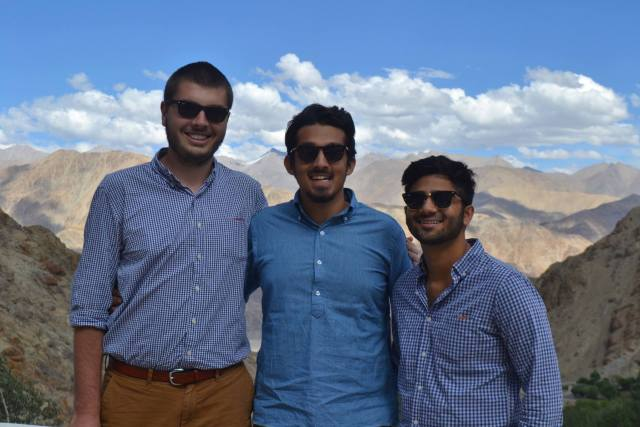 To Improve the Ethics of Business, Yale Student Mujtaba Wani Looks to the Past
