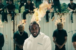 The Latest on Kendrick Lamar's Upcoming Project