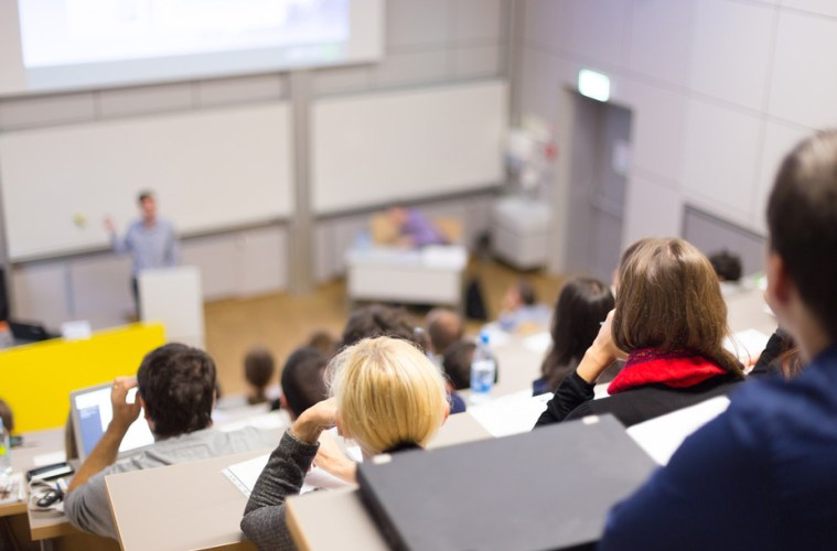 Why Are College Students Paying Exorbitant Tuition Expenses to Copy PowerPoint Slides?