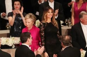 The Real Wonder Women: Melania Trump and Hillary Clinton