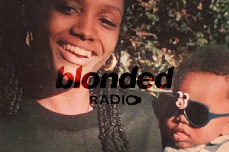 The Beauty Behind Frank Ocean's 'blonded Radio'
