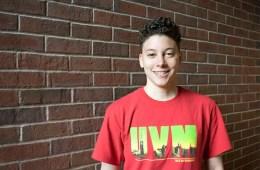 Meet the Freshman Bringing a Veggie Mindset to the University of Vermont