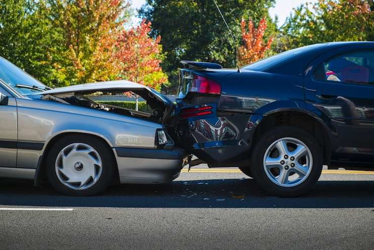 6 Steps to Surviving Your First Car Accident