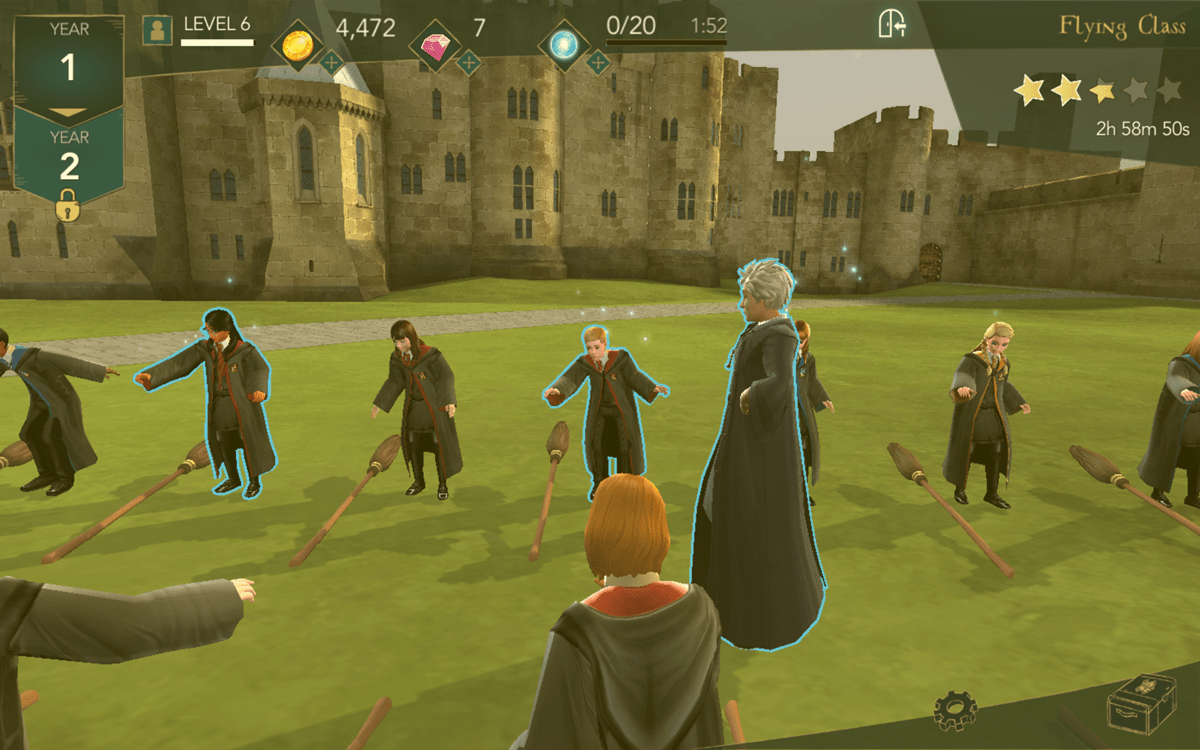 Will the New  Harry Potter  Mobile Game Be  Pok    mon Go  for Wizards