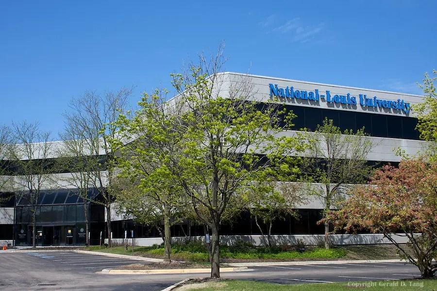 National-Louis University college enrollment