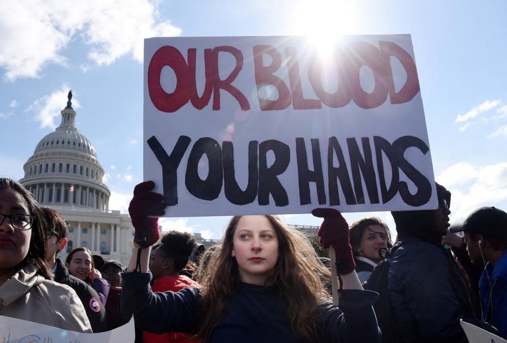 The National School Walkout Knows Its Limitations