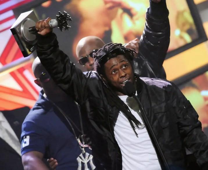 Lil Wayne Tha Carter III BET