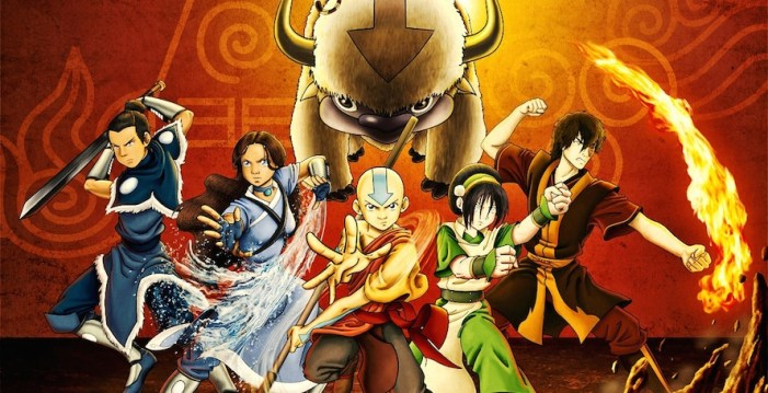 children's TV shows avatar